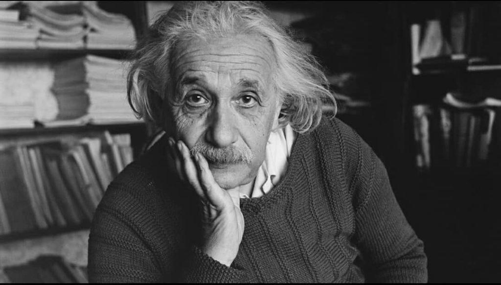 アインシュタイン 写真